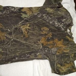 Jerzees Large Men's Camouflage tee shirt